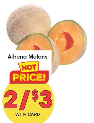 Athena Melons | 2/$3